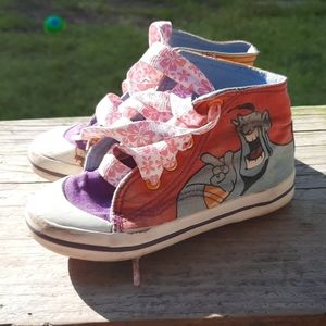 Disney Aladdin van type sneakers